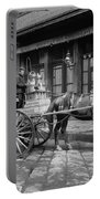 New Orleans: Milk Cart Portable Battery Charger
