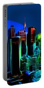 New York Colors Portable Battery Charger