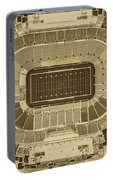 Notre Dame Stadium Portable Battery Charger