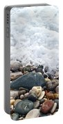 Ocean Stones Portable Battery Charger by Stelios Kleanthous