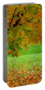 Oil Painting Landscapes Portable Battery Charger