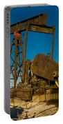 Oil Rig  Portable Battery Charger
