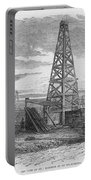 Oil Well, 19th Century Portable Battery Charger
