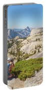 Olmsted Point Shooting Portable Battery Charger