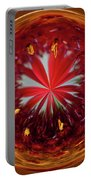 Orb Image Of A Gaillardia Portable Battery Charger