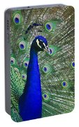 Peacock Portable Battery Charger