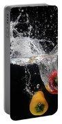2 Pepper Splash Portable Battery Charger