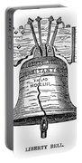 Philadelphia: Liberty Bell Portable Battery Charger