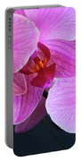 Pink Orchids Portable Battery Charger