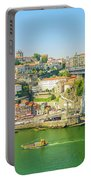 Porto Ribeira Skyline Portable Battery Charger