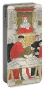 Possibly Johannes De Ketham Portable Battery Charger