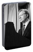 President Jimmy Carter Portable Battery Charger