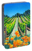 Presidio Vineyard Portable Battery Charger