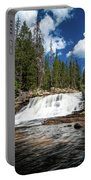 Provo River Falls Portable Battery Charger