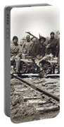 Railroad Workers Portable Battery Charger