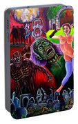 Return Of The Living Dead Portable Battery Charger