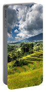 Rice Terrace Portable Battery Charger