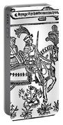 Richard I (1157-1199) Portable Battery Charger