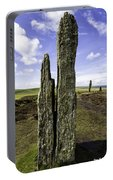 Ring Of Brodgar Portable Battery Charger