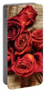 Rose - Flower Portable Battery Charger