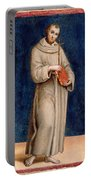Saint Francis Of Assisi Portable Battery Charger