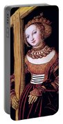 Saint Helena With The Cross Portable Battery Charger