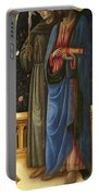 Saints Francis And Mark Portable Battery Charger