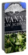 Savannah Law School Portable Battery Charger