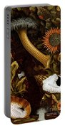 Sea Anemones, 1860 Portable Battery Charger