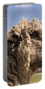 Sheep In Profile Portable Battery Charger