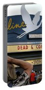 Shoreline Amphitheatre - Dead And Company Portable Battery Charger