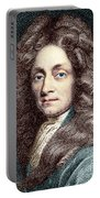 Sir Christopher Wren, Architect Portable Battery Charger