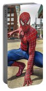 Spider Man Portable Battery Charger
