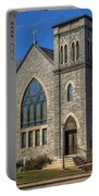 St. Mary Star Of The Sea Portable Battery Charger