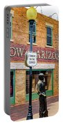 Standing On The Corner - Winslow Arizona Portable Battery Charger