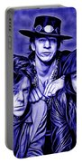 Stevie Ray Vaughan And Double Trouble Collection Portable Battery Charger