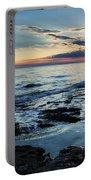 Sunset At Basanija Portable Battery Charger