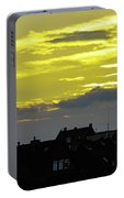 Sunset In Koln Portable Battery Charger
