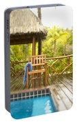 Tahiti Bora Bora Portable Battery Charger