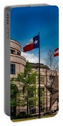 The Bullock Texas State History Museum Portable Battery Charger