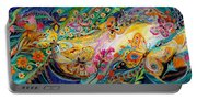 The Dance Of Butterflies Portable Battery Charger