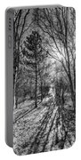 The Peaceful Forest  Portable Battery Charger