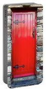 The Red Door Portable Battery Charger