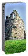 Tutbury Castle Ruins Portable Battery Charger