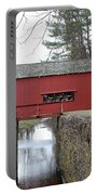 Uhlerstown Covered Bridge Portable Battery Charger