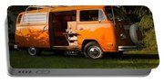 Volkswagen Bus T2 Westfalia Portable Battery Charger