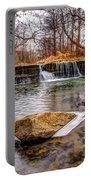 Walnut Creek Waterfall Portable Battery Charger