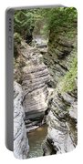 Watkins Glen New York Portable Battery Charger