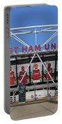 West Ham Fc Stadium London Portable Battery Charger