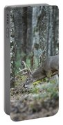 Whitetail Buck Deer Portable Battery Charger